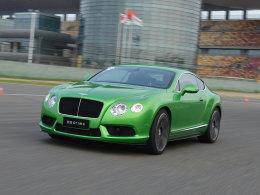 体验赛道绅士 爱卡试驾宾利欧陆GT V8 S