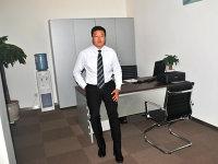 专访浙江鹏龙之奔售后经理王东旭先生