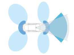 自动驾驶的魅力 爱卡体验特斯拉7.0系统