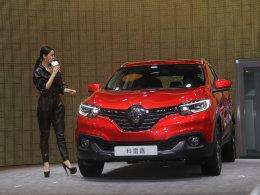 东风雷诺科雷嘉广州车展发布 明年上市