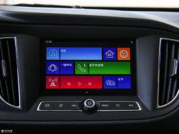 支持CarPlay系统 评测荣威360inkaLink