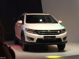 东风风神小SUV AX3消息 将12月中旬上市