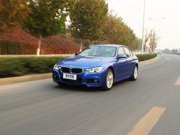 王者再进化  爱卡测试2016款 BMW 3系