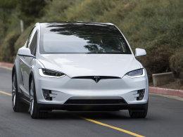 特斯拉新增MODEL X 70D车型 售价51万元