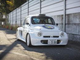 珍品大搜罗(4) Fiat BMW RC F改装案例