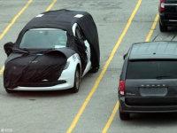 全新大捷龙北美车展首发 或推混动车型