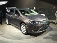 克莱斯勒新Pacifica北美车展正式发布