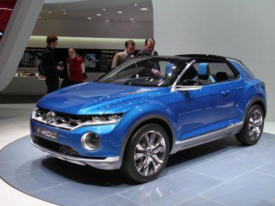 大众全新入门级SUV消息 将定名T-Cross-海外新车图片