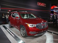 GMC新一代ACADIA北美车展发布 春季上市