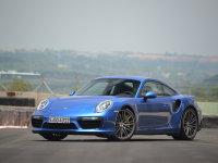 3秒破百 海外试驾保时捷新款911 turbo
