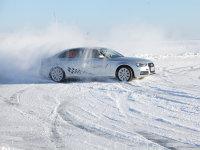 壁虎漫步 踏冰驭雪 奥迪驾控汇冰雪之旅