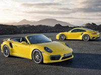 更快更强 保时捷新款911 Turbo亮点浅析