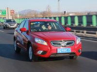 力争上游 试北汽新能源EU260纯电动汽车