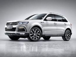 众泰T600运动版官图发布 新车将3月上市