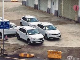 国产新款劲炫ASX实车曝光 北京车展上市