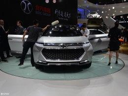 2016北京车展:绅宝OffSpace概念车亮相