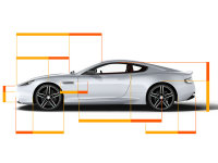 汽车设计72变(3) 汽车造型里的黄金分割