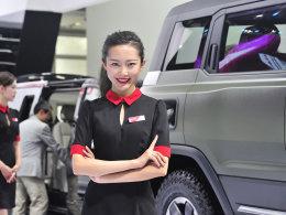 依然养眼 2016北京国际车展美女特辑(2)