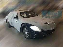 2016北京车展探馆:奔驰全新E级长轴版