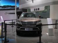 北京车展:华泰圣达菲Plus概念车发布
