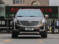 中型SUV搅局者 国产凯迪拉克XT5今上市