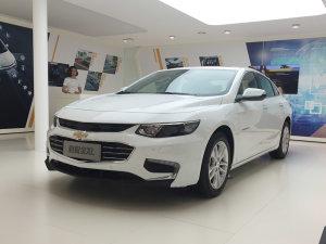迈锐宝XL混动北京车展首发 百公里4.3L