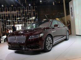 2016北京车展:林肯Continental正式亮相