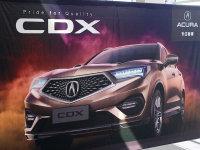 ������չ̽�ݣ���ک����SUV CDX����