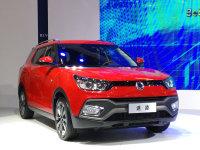 全新双龙途凌北京车展上市 售13.98万起