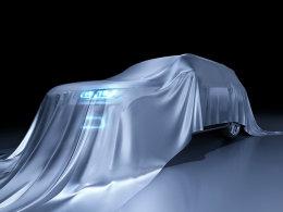长安CS95预告图 将于北京车展正式亮相