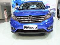 东风风光580将5月中旬上市 预售8-10万