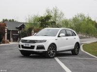 众泰T600运动版上市 售9.58-14.98万元