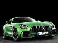 ����AMG GT R��ͼ �ٹ�����ٽ�3.6��