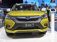 厂商必争之地 四款自主纯电动SUV推荐