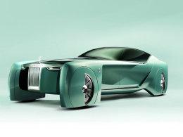 百年后的奢华 劳斯莱斯103EX概念车发布