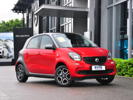 X Talking 众口纷说全新smart forfour