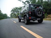 爱卡SUV专业测试 Jeep牧马人周年纪念版