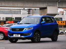 10万买SUV已不新鲜 中国品牌再进新人