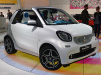 ȫ��smart fortwo��������� 16.6����