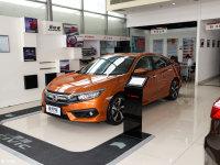 全新思域1.0T车型信息 将广州车展上市