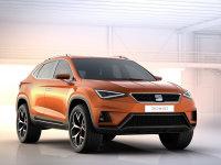 西雅特将打造中型SUV  2020年之前问世
