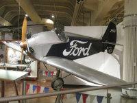 飞行梦想再次点燃  福特也是造过飞机的