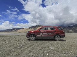 站在世界之巅的告白 长安CX70西藏之行