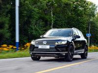 全能型SUV 试驾2017款大众途锐行政版