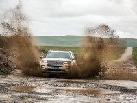 美式7座SUV标杆 试驾福特探险者铂金版