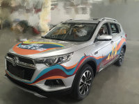 东风风度全新SUV MX5谍照 有望近期上市