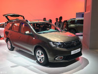 好开才是真 Dacia新Logan巴黎车展发布