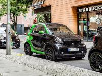 充电2小时 行驶160 新smart电动版官图