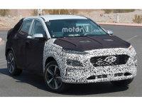 现代全新小型SUV谍照 有望于2017年发布
