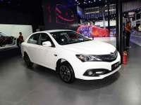 比亚迪新款F3成都车展发布 将年内上市
